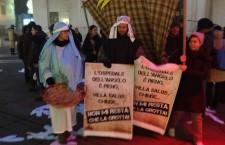 """Flash Mob """"Il parto in piazza"""" per salvare Villa Salus"""