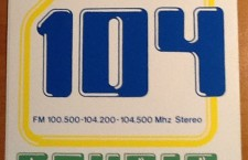 FM studio104 grande