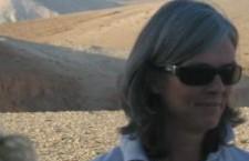 Elena Guglielmi e quelle vigne vicino alla Striscia di Gaza