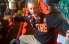 John Downey, il prof inglese in curva Oberdan