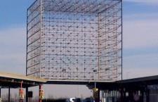 1971: con la nuova tangenziale apre il Cubo
