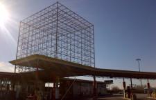 TERRAGLIO cubo di lato