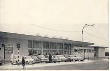1953: il restauro della stazione ferroviaria di Mestre