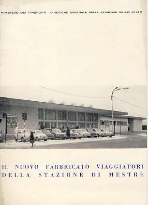 CARTOLINE stazione 1963