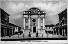 MESTRE EST chiesa madonna lourdes pre 1944