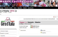 SPORT tappa giro ditalia ciclismo 1972