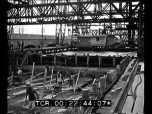 1931 inizio costruzione ponte liberta