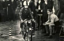 1970. Con le moto in Patronato. Al Sacro Cuore
