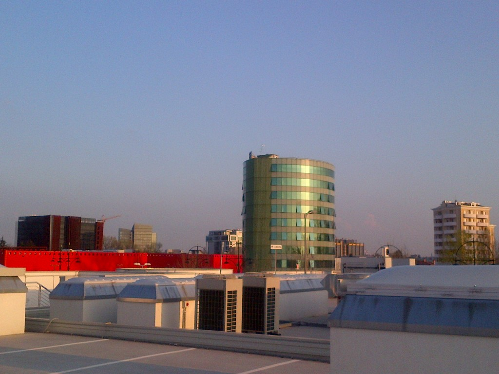 AEV Terraglio, la città commerciale nella città