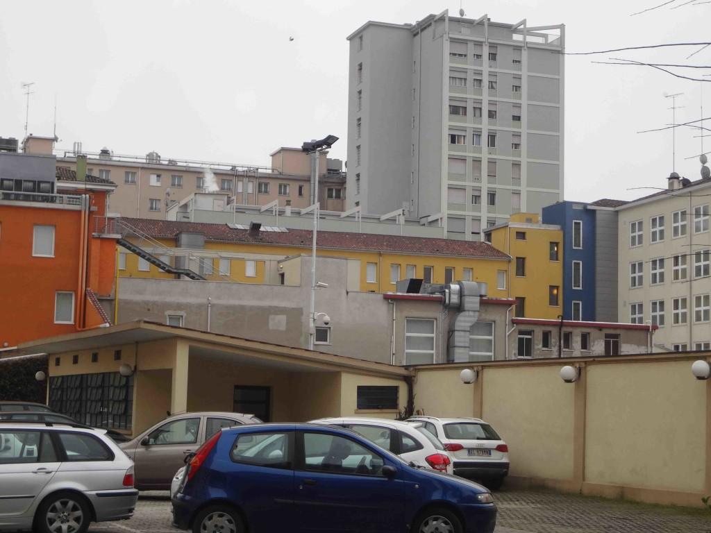 I colori dietro alla stazione