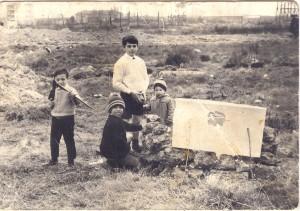 FOTO via torino anni 60 lucio held