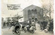 1959: Primo Maggio alla Chiesa di Gesù Cristo Lavoratore a Marghera