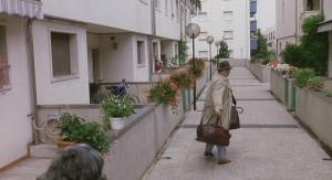 """Dal film """"Pane e Tulipani"""", esterno girato in Quartiere Pertini"""