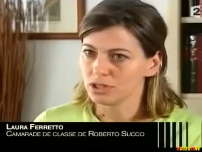Laura Ferretto intervistata da Antenne 2 France
