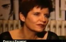 Pascale Froment, giornalista autrice di un libro su Succo