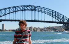 Roberto Voltolina in Australia
