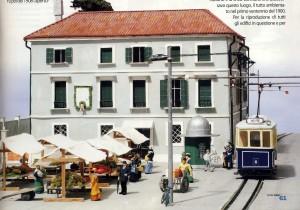 DC tram modellista 5
