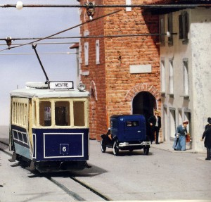 DC tram modellista 7