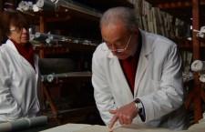 Giovanni Galeazzi, archivista volontario