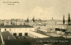 PIAVE erigendo quartiere ferrovieri sacimea 1913 busetto