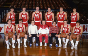 Dan Peterson coach del Billy Milano nel 1981