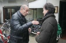 L'intervista a Panzanato (ph. Marco Parente)