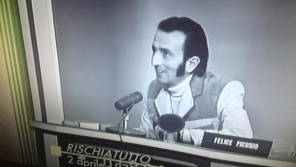 Campioni al Rischiatutto! Andrea Francesconi e Felice Picunio