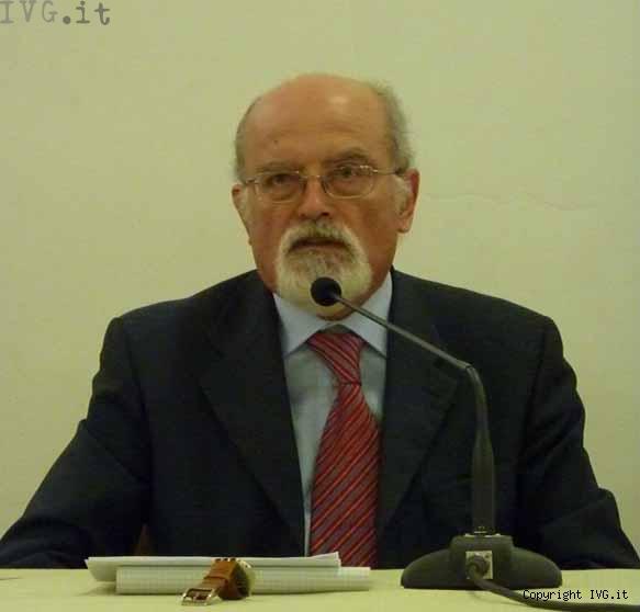 Il giornalista Luigi Accattoli (foto Ivg.it)