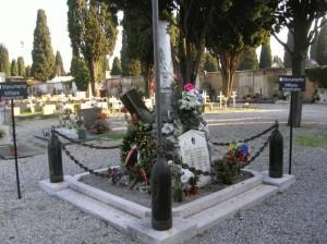 Cimitero di Mestre (foto inviata da Marco Primelli)