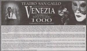 """La replica nr. 1000 (da """"Il Gazzettino"""")"""