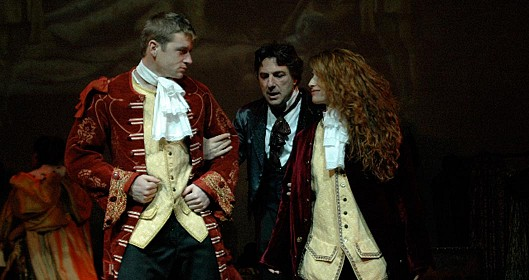 """""""Venezia the show"""", Davide Bozzato sul palco"""