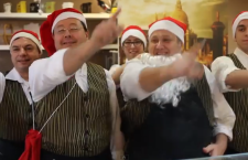 """Buon Natale, Buona Mestre. Gli auguri """"virali"""" dei commercianti mestrini"""