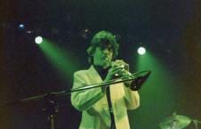 Mel Collins al concerto di Pino Daniele (ph. Alessandro Manente)
