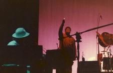 Karl Potter e Joe Amoruso al concerto di Pino Daniele (ph. Alessandro Manente)